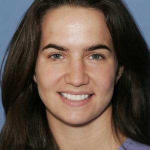 Amanda After Teeth Whitening and Veneers