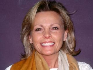 Liane after veneers at Montgomery Dental Care